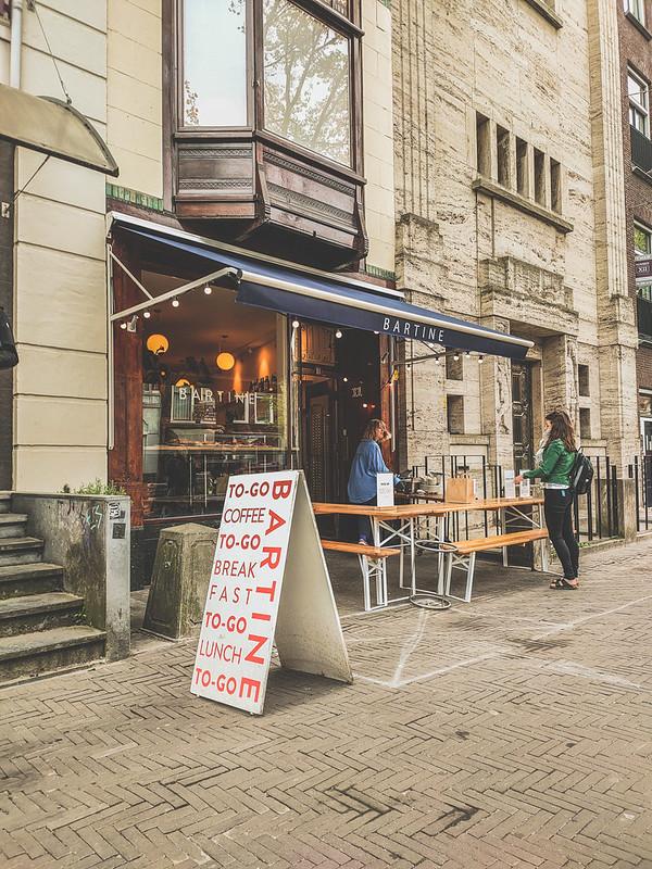 Bartine Cafe